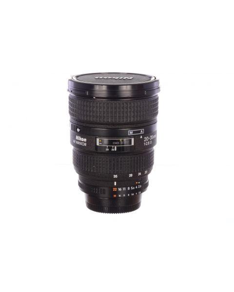 Nikon 20-35mm f2.8 AF D, superb! 6 month guarantee