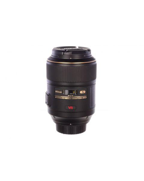 Nikon 105mm f2.8 Micro-Nikkor AF-S G VR, MINT! 6 month guarantee