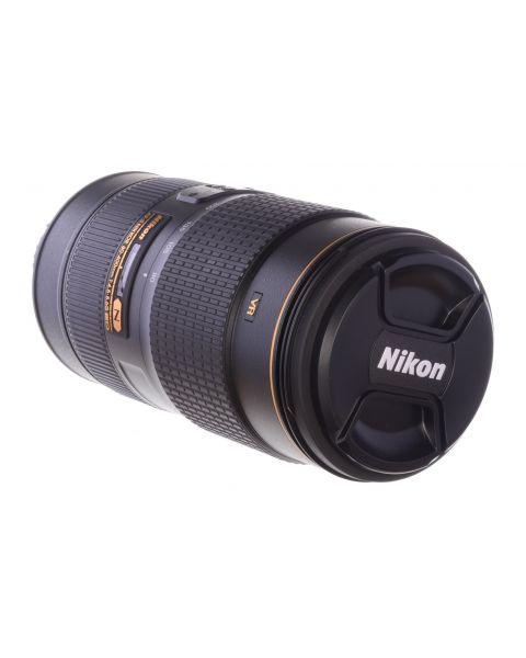 Nikon 80-400mm f4.5-5.6 AF-S G ED N VR, with hood and case, MINT! 6 month guarantee