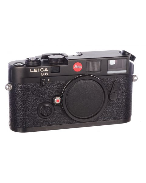 Leica M6 0.72 body, later Solms version, 6 month guarantee