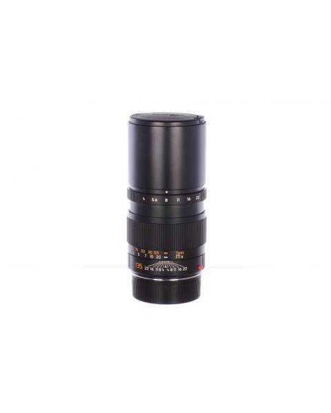 Leica 135mm f4 Tele Elmar M, almost mint, 6 month guarantee