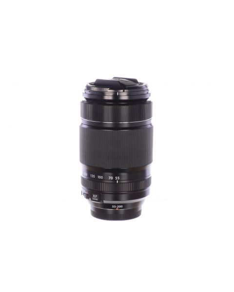 Fuji 55-200mm f3.5-4.8 XF R LM OIS lens, superb condition, 6 month guarantee