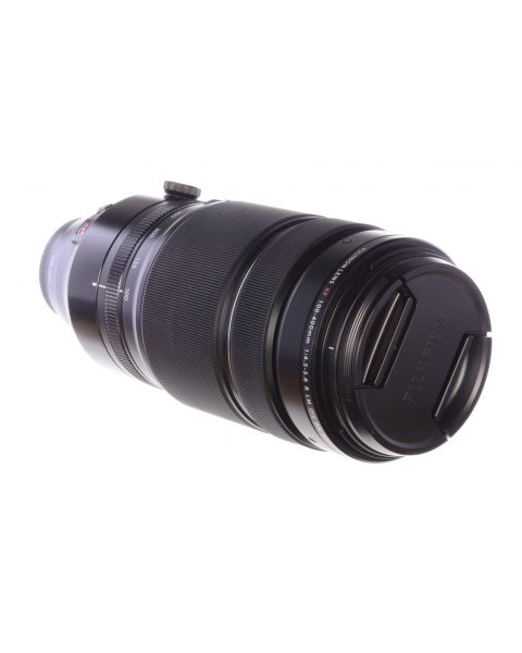 Fuji 100-400mm f4.5-5.6 XF R LM OIS WR lens, superb condition, 6 month guarantee