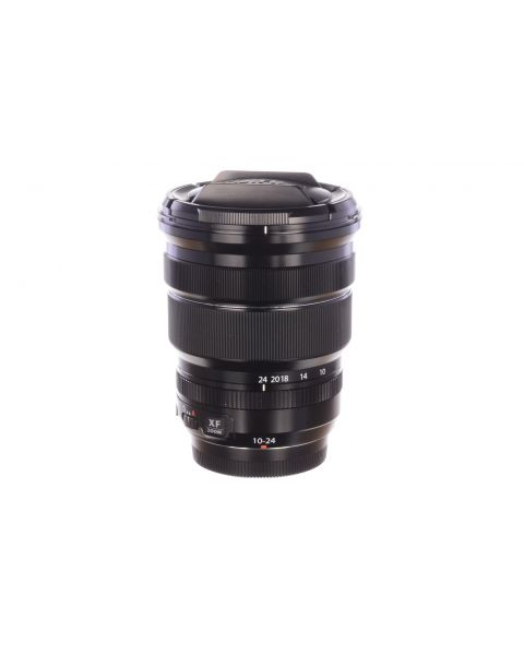 Fuji 10-24mm f4 XF R OIS lens, superb condition, 6 month guarantee
