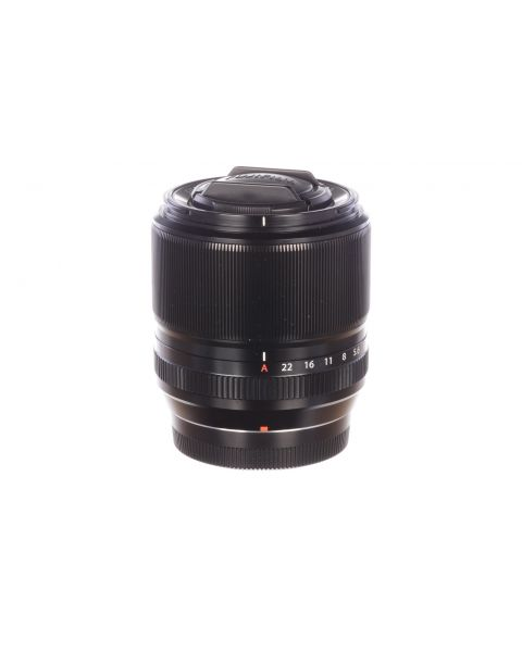 Fuji 60mm f2.4 XF R Macro lens, superb condition, 6 month guarantee