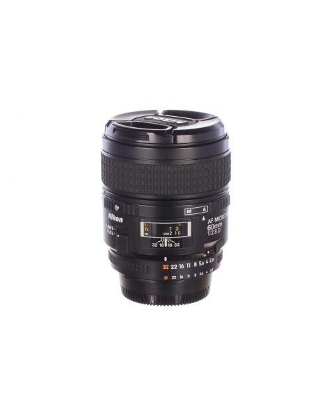Nikon 60mm f2.8 Micro-Nikkor AF D, superb condition, 6 month guarantee
