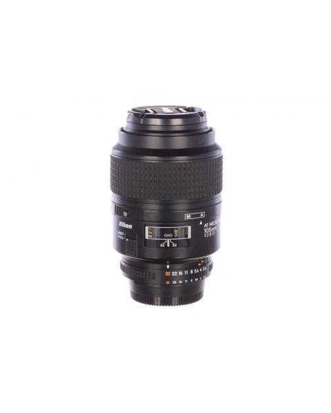 Nikon 105mm f2.8 Micro-Nikkor AF D, superb condition, see description, 6 month guarantee
