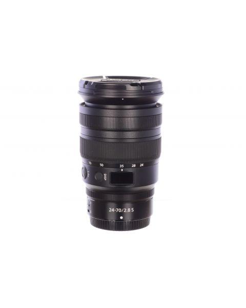Nikon Z 24-70mm f2.8 S, excellent condition, 6 month guarantee