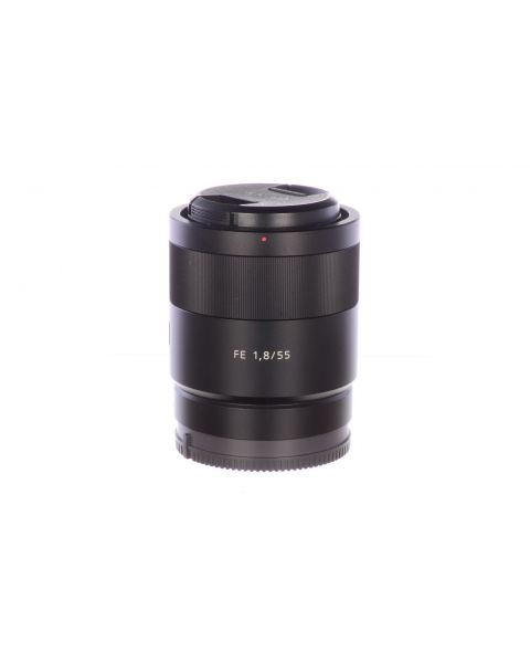 Sony FE 55mm f1.8 ZA lens, MINT, 6 month guarantee