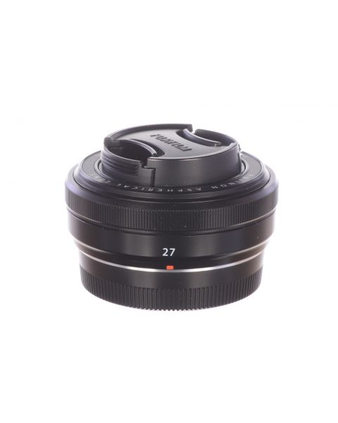 Fuji 27mm f2.8 XF lens, MINT, 6 month guarantee