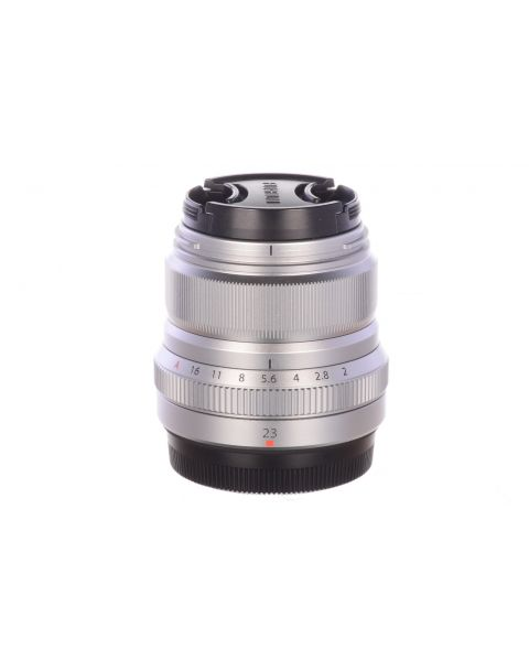 Fuji 23mm f2 XF WR, superb condition, 6 month guarantee