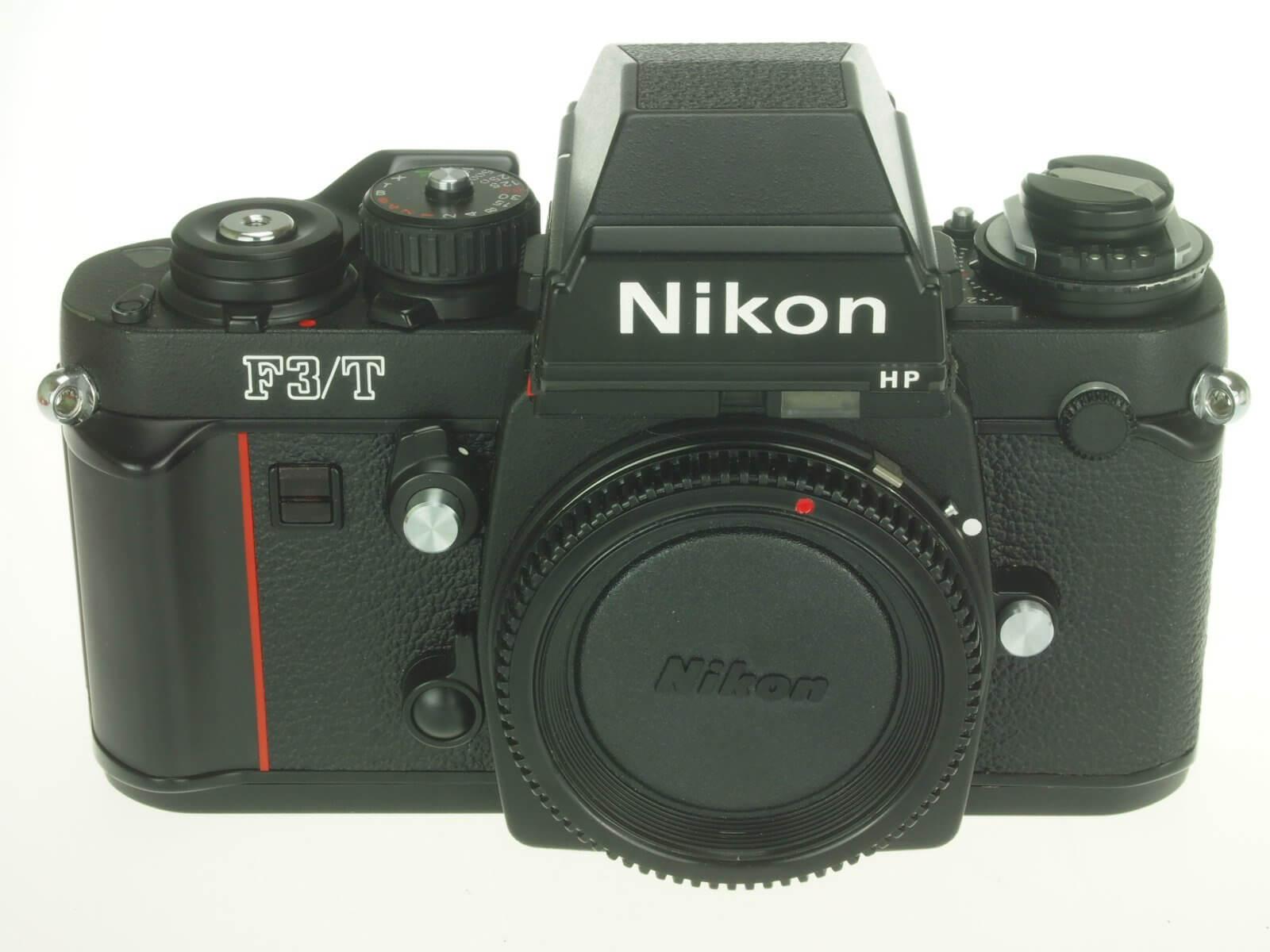 Nikon F3T body, gorgeous condition!