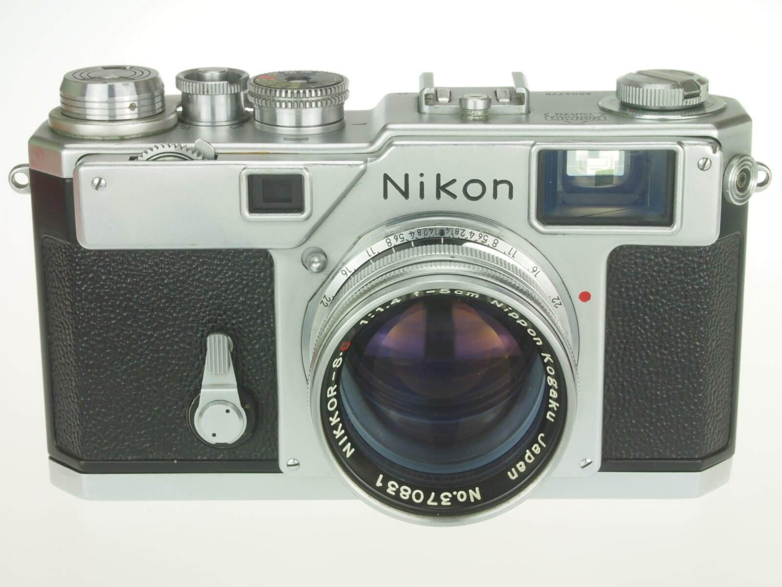 Nikon S3 body, rare!