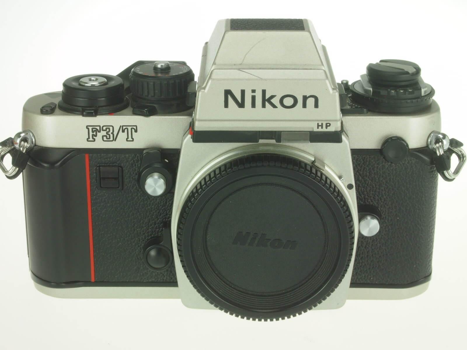 Nikon F3T body, champagne, gorgeous condition!