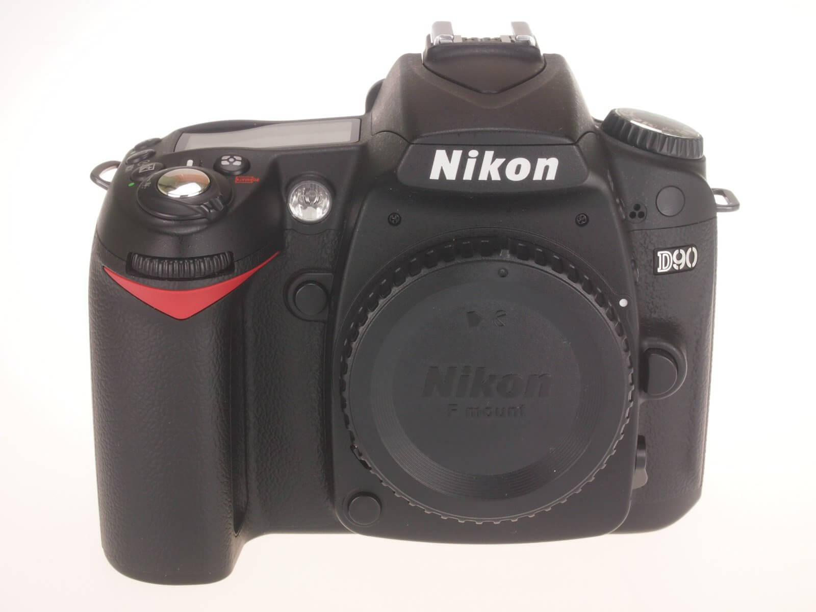 Nikon D90 body, mint condition, 2844 actuations!
