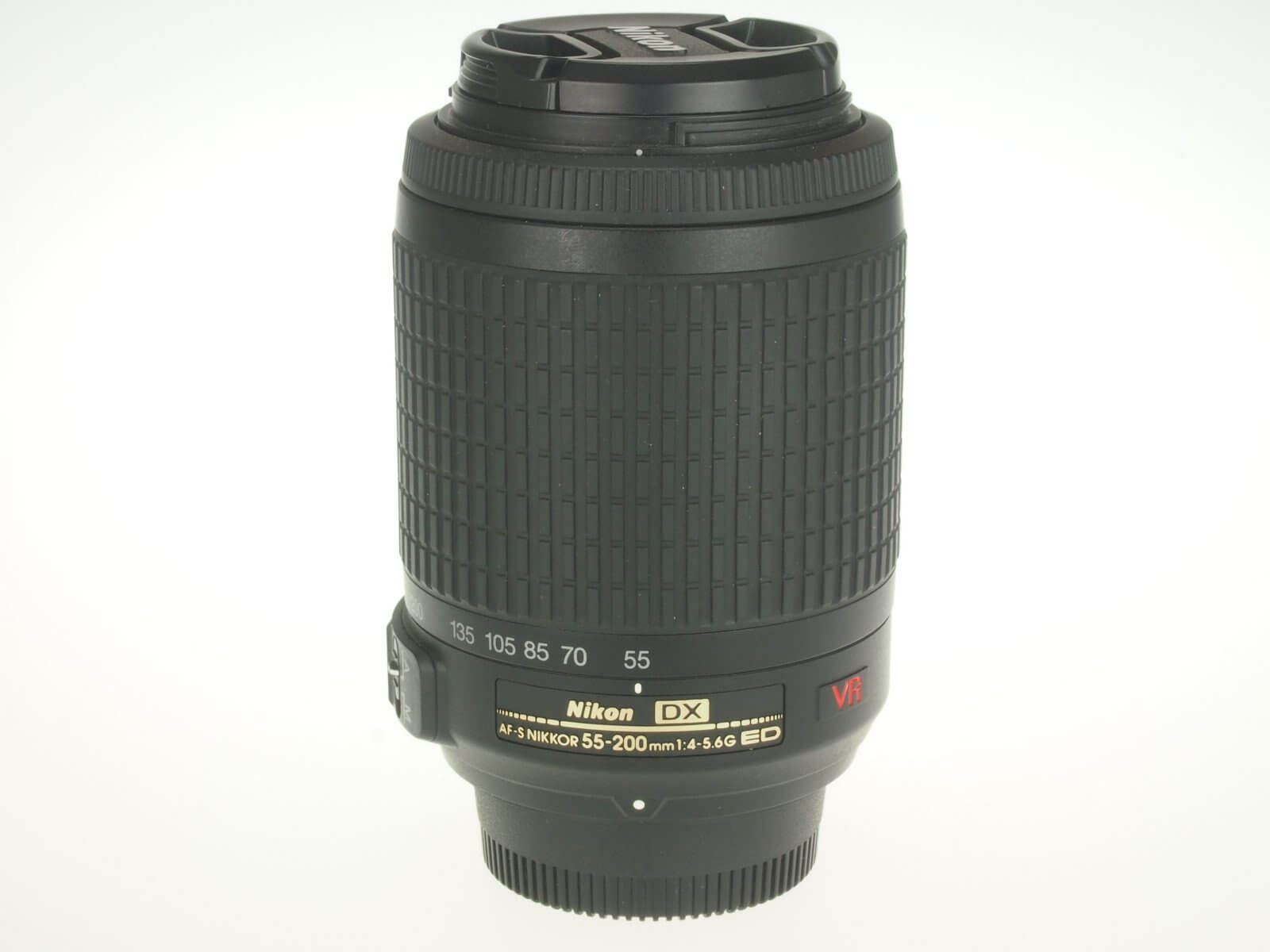 Nikon 55-200 f4-5.6 AF-S Nikkor G VR, totally Mint!
