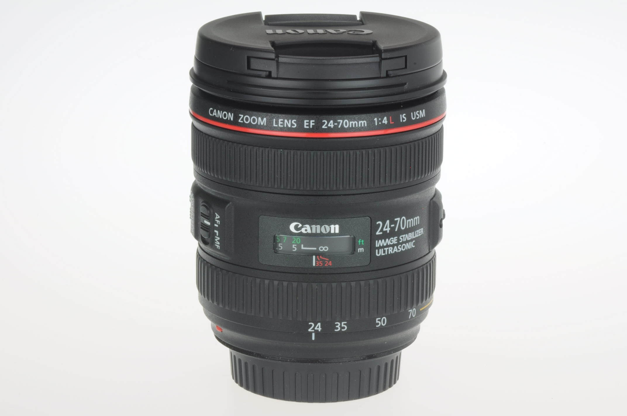 Canon 24-70mm f4 L IS USM lens, UK Supplied, bought new 27th May!