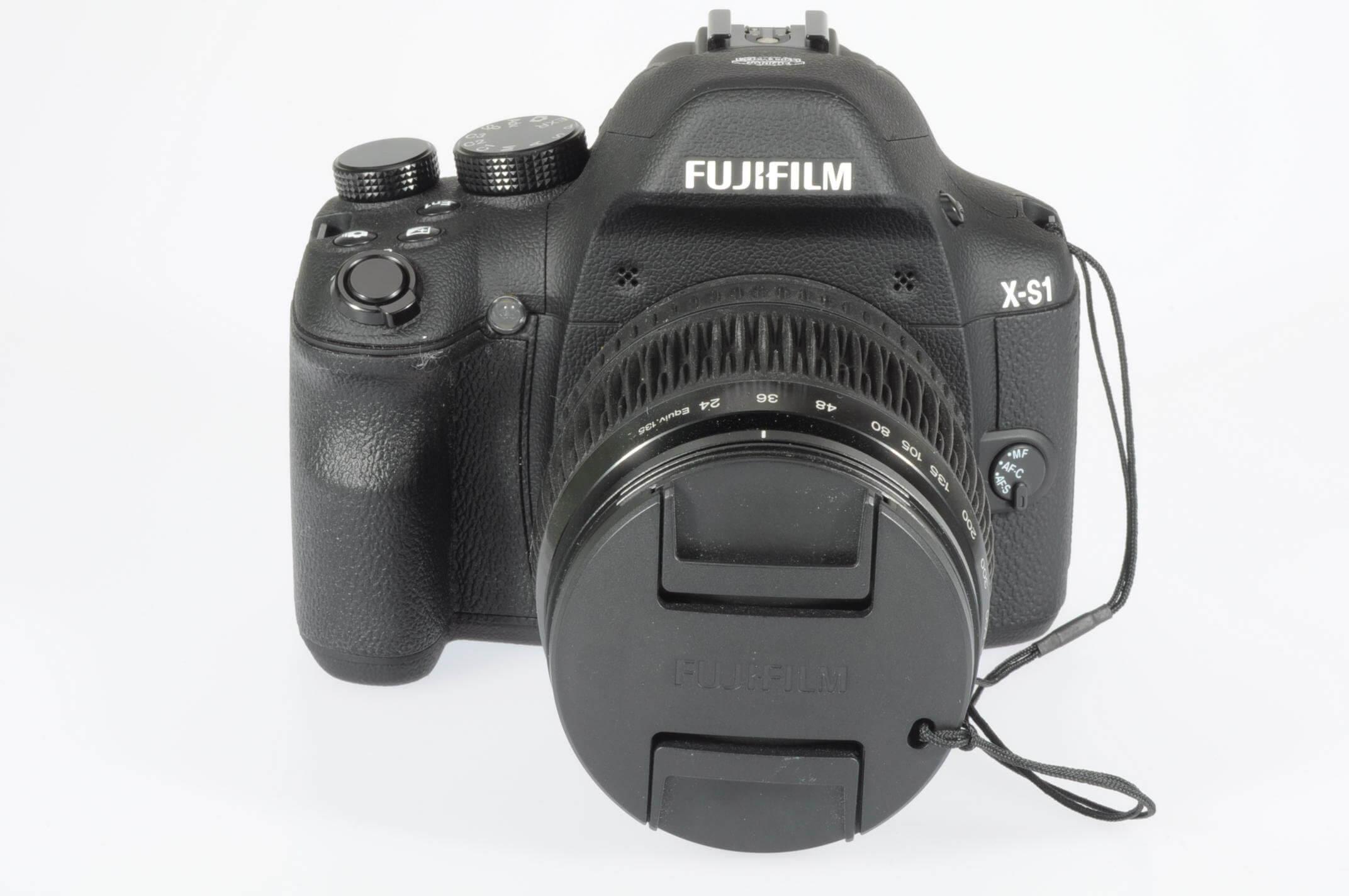 Fuji X-S1 camera, mint condition