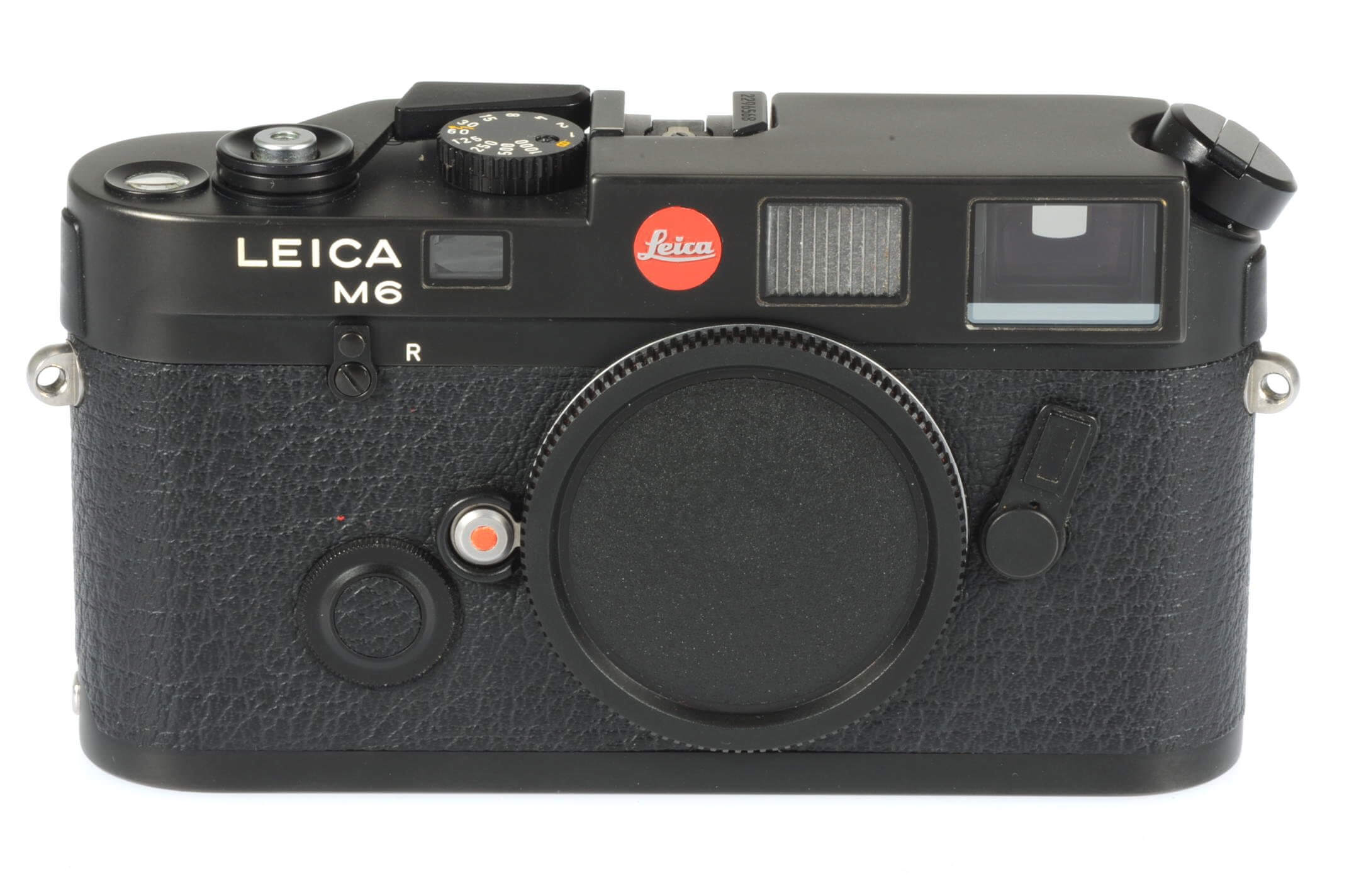 Leica M6 0.72 body, late Solms version, serviced, almost mint!