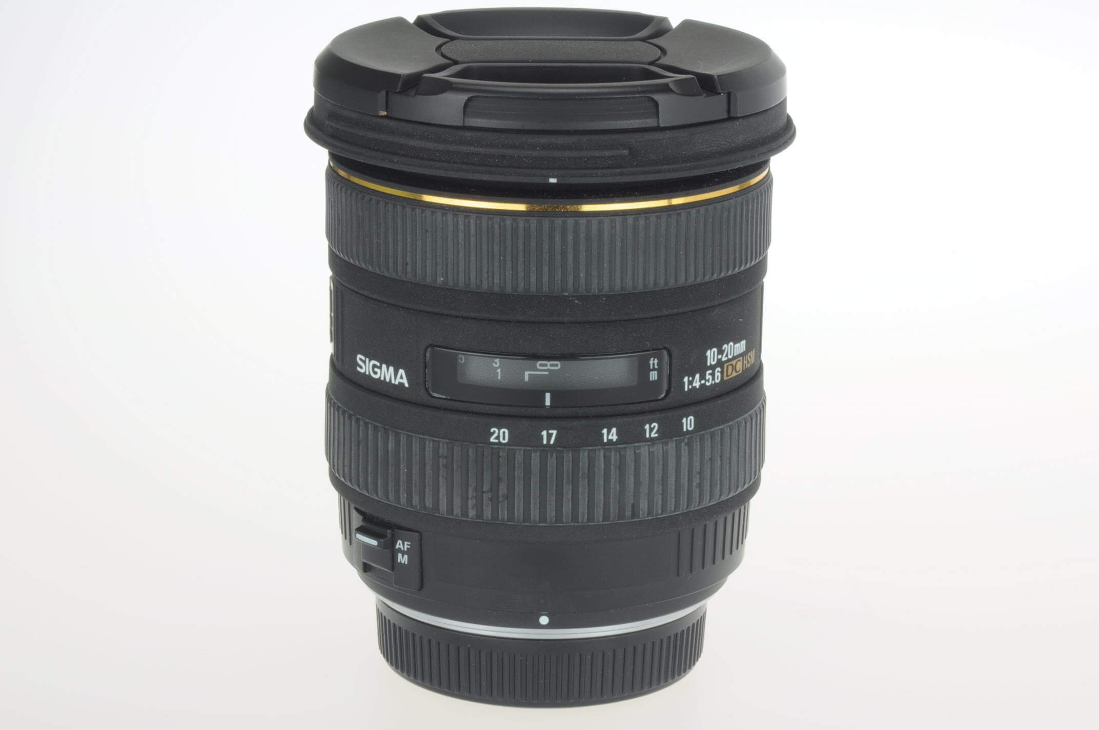 Sigma 10-20mm f4-5.6 DC HSM, 4/3 mount, almost mint!