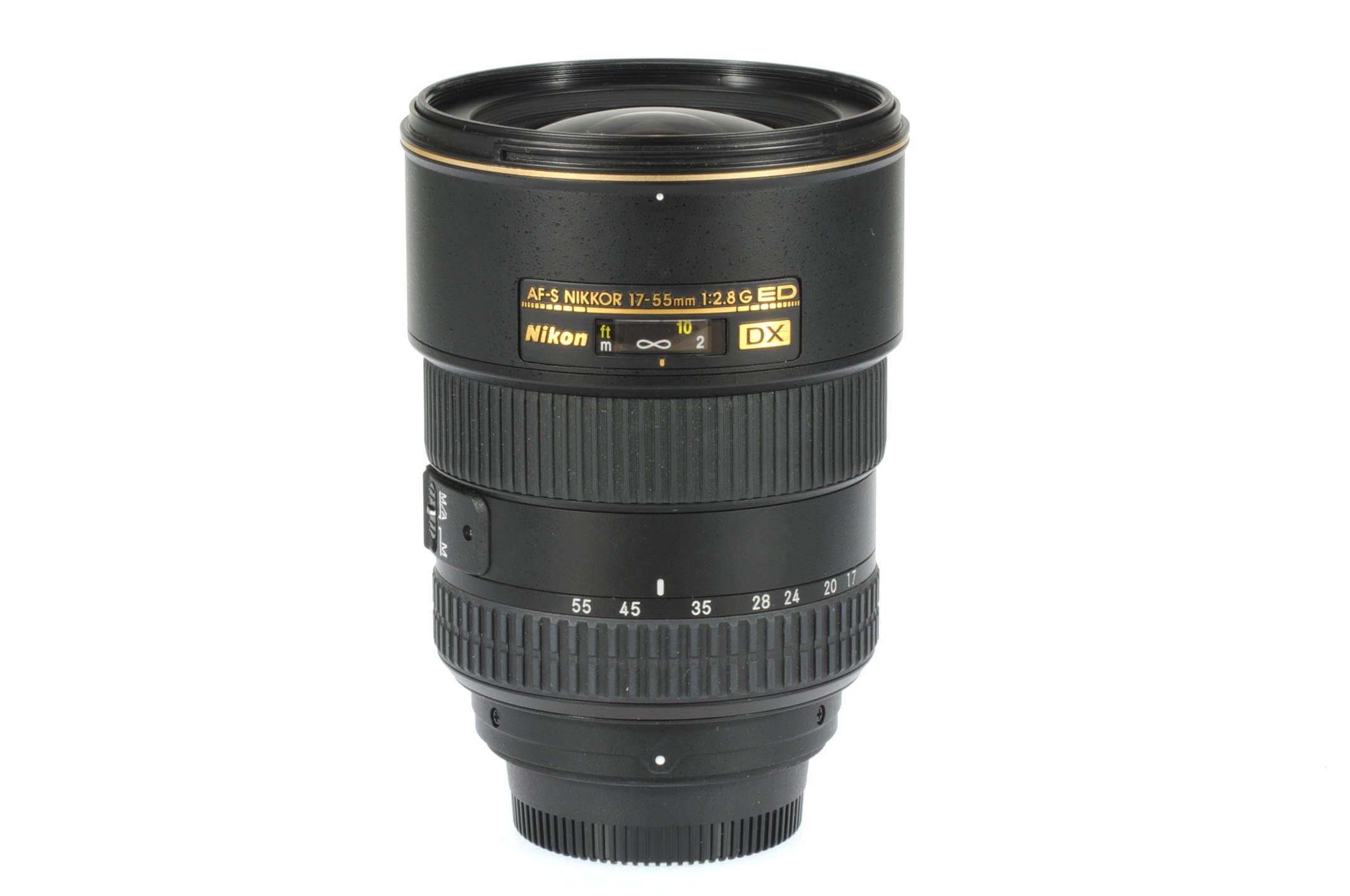 Nikon 17-55 f2.8 AF-S DX lens, boxed and mint!