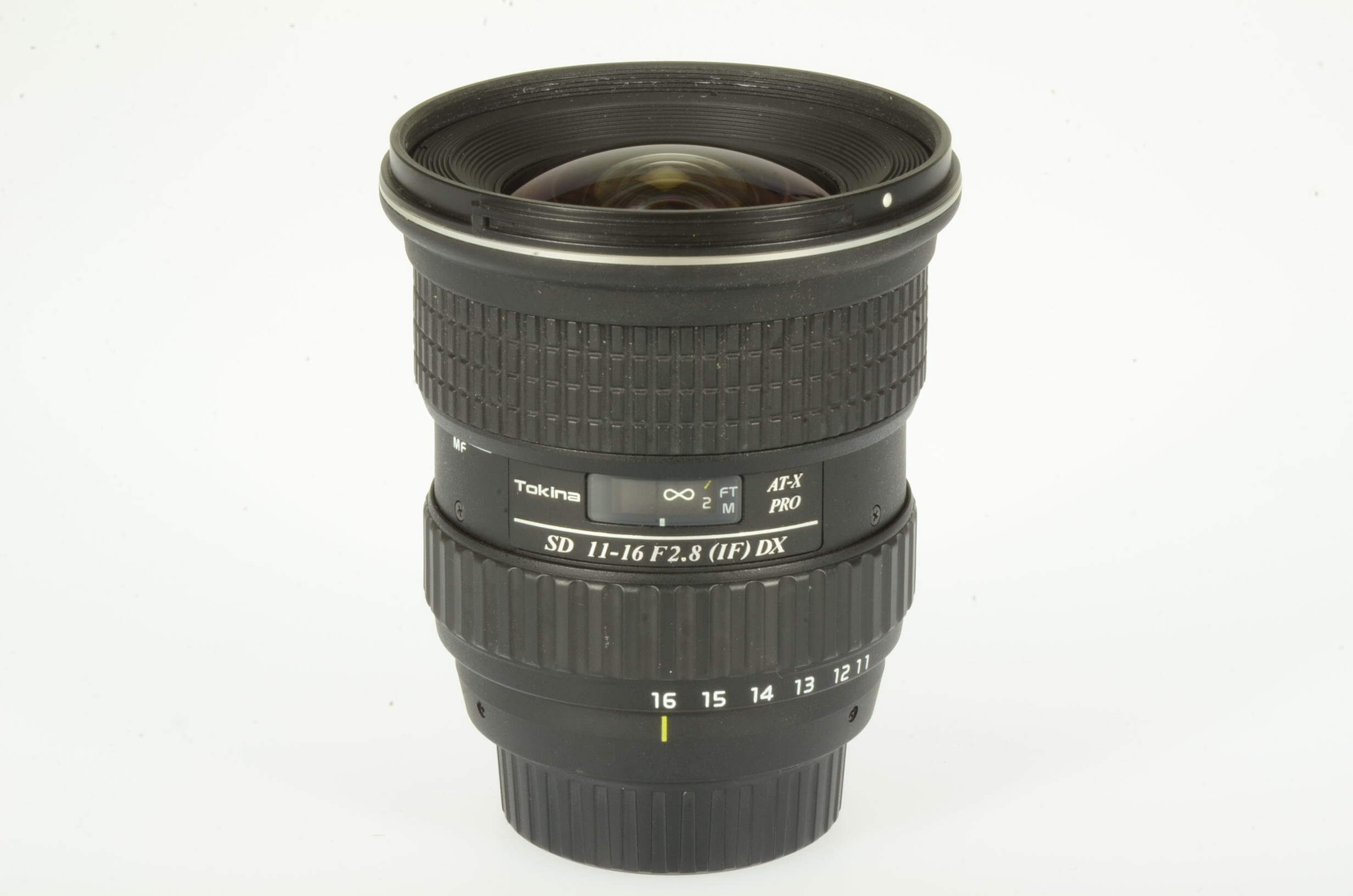 Tokina 11-16mm f2.8 AT-X Pro, Nikon AF DX fitting, mint condition!