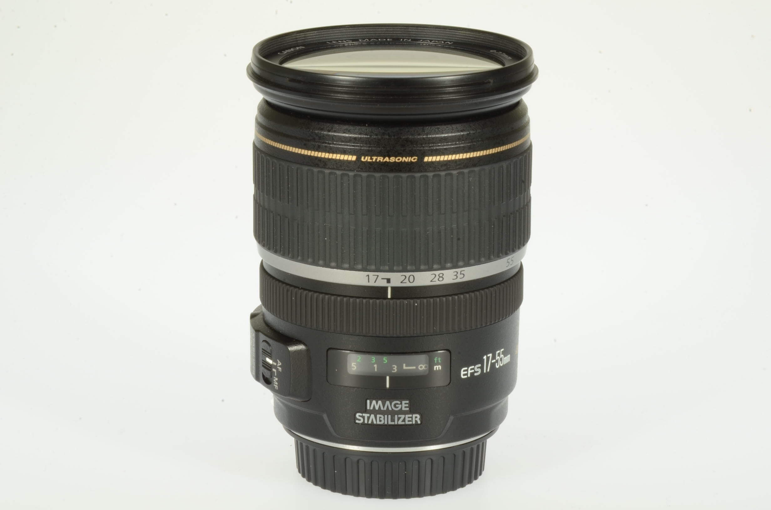 Canon 17-55mm f2.8 EF-S IS USM, mint!