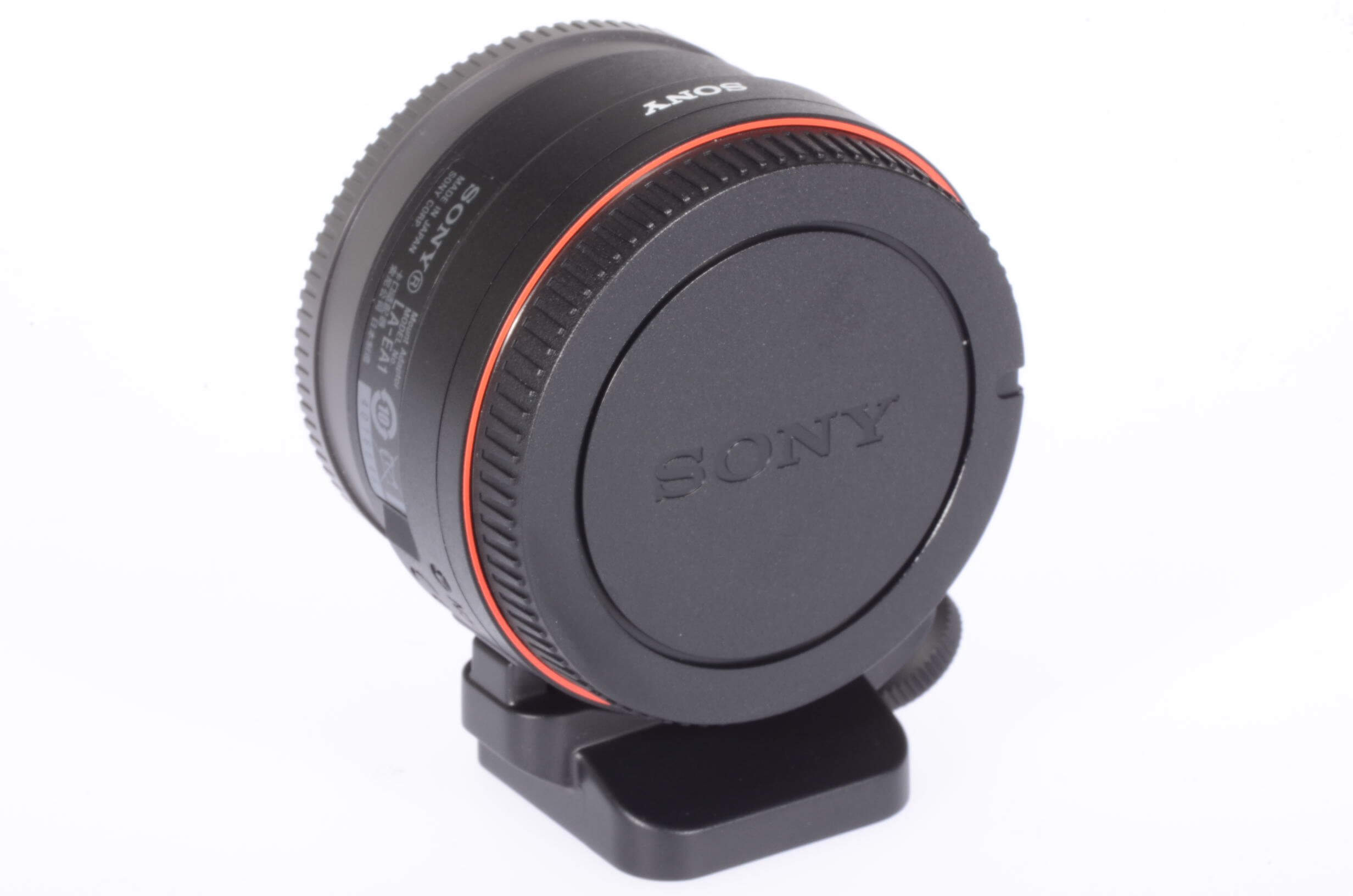 Sony LA-EA1 mount adaptor, Mint!