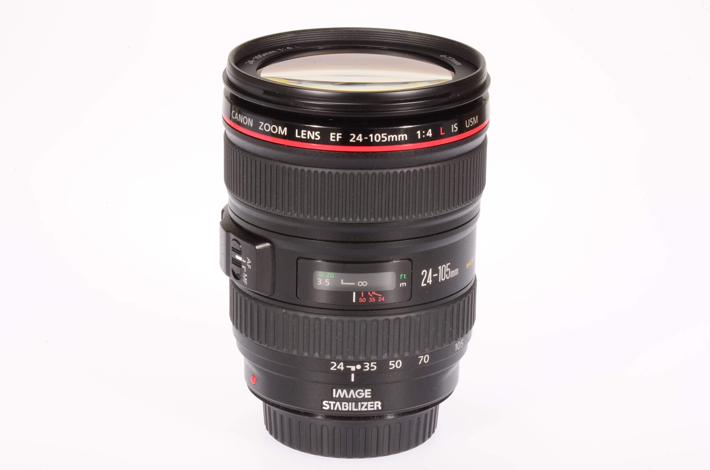 Canon 24-105 f4 L IS USM lens, boxed and mint! UK supplied