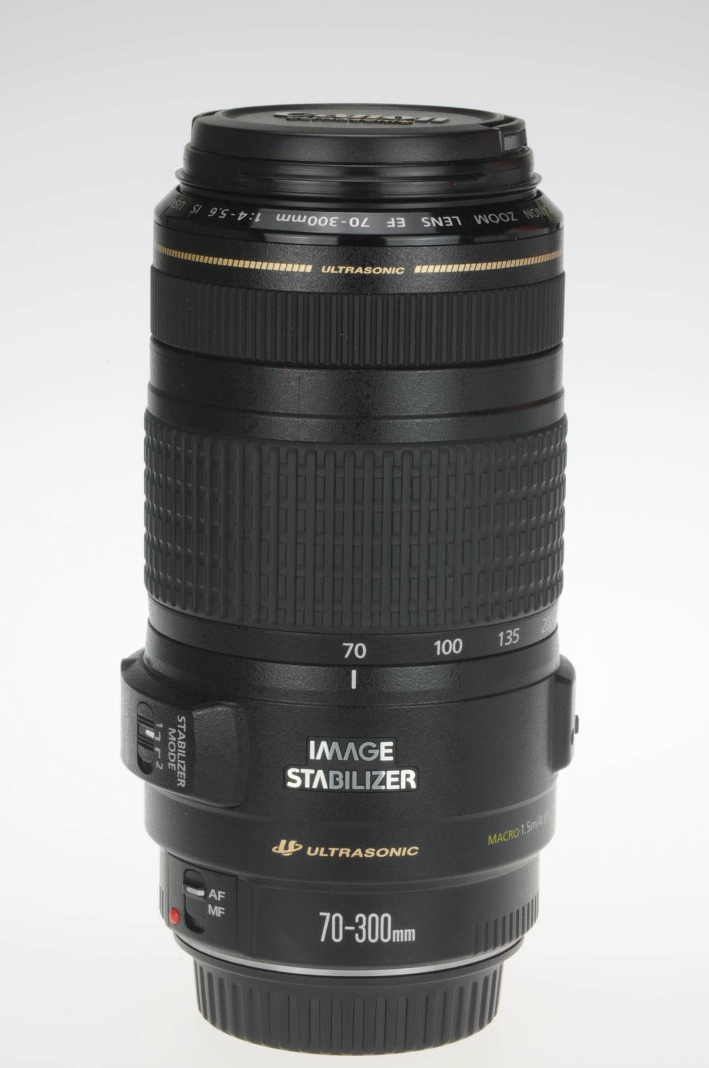 Canon 70-300 f4-5.6 IS USM Mint condition!