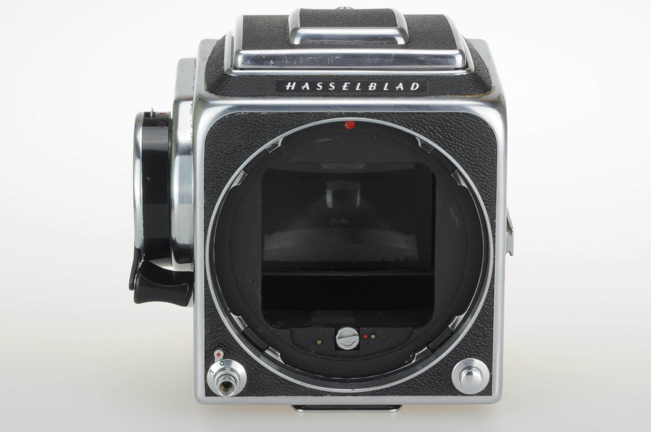 Hasselblad 500CM body with waist-level finder