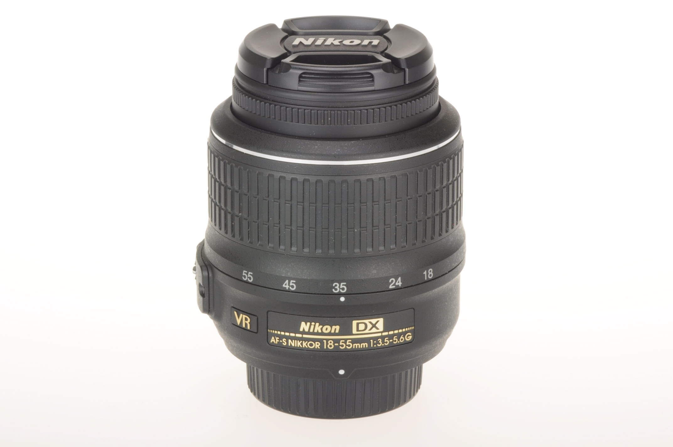 Nikon 18-55mm f3.5-5.6 AF-S VR lens, mint condition!