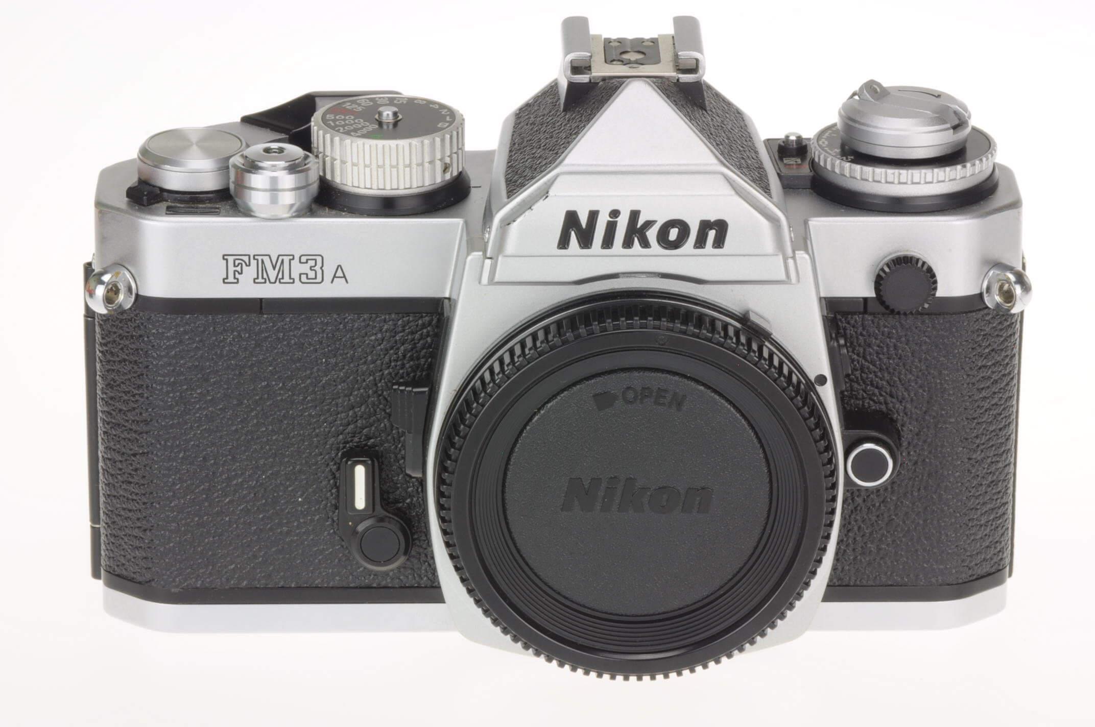 Nikon FM3a body, an excellent user!