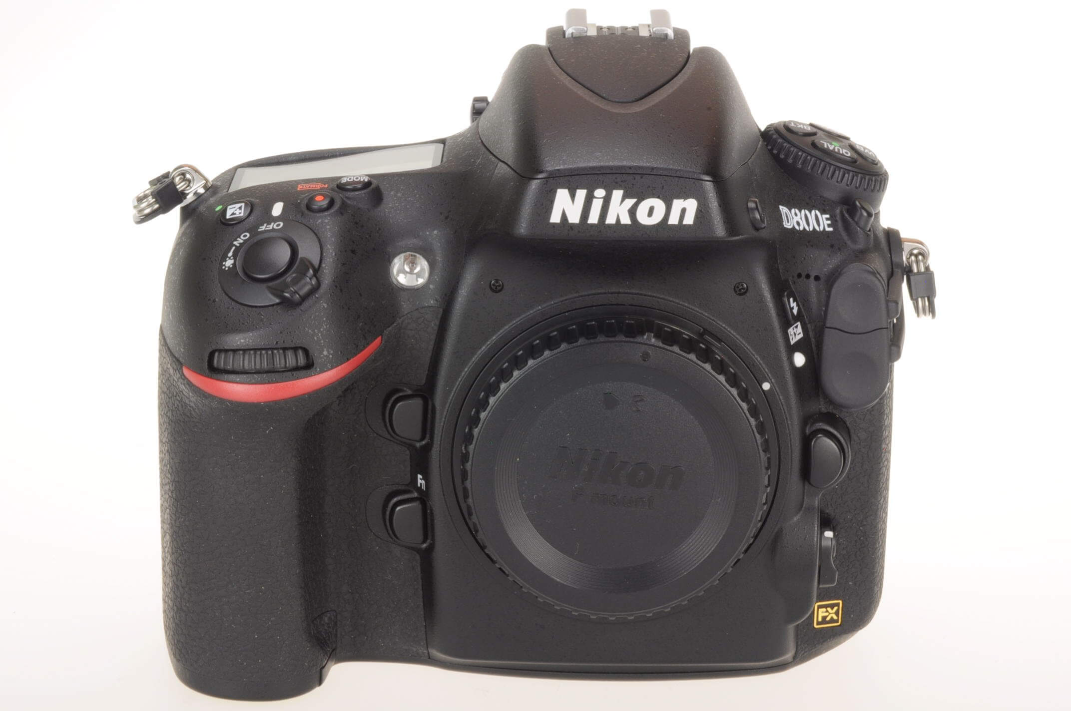 Nikon D800E body, only 3806 actuations, Mint condition!