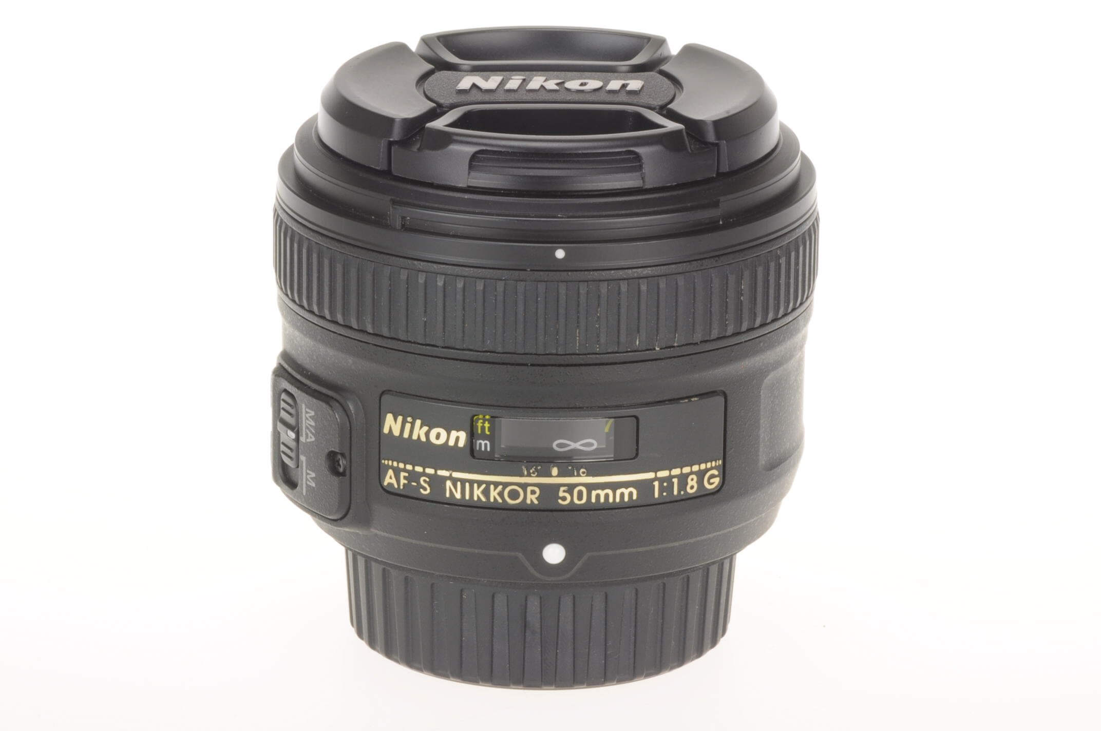 Nikon 50mm 1.8 Nikkor AF-S G, virtually Mint!