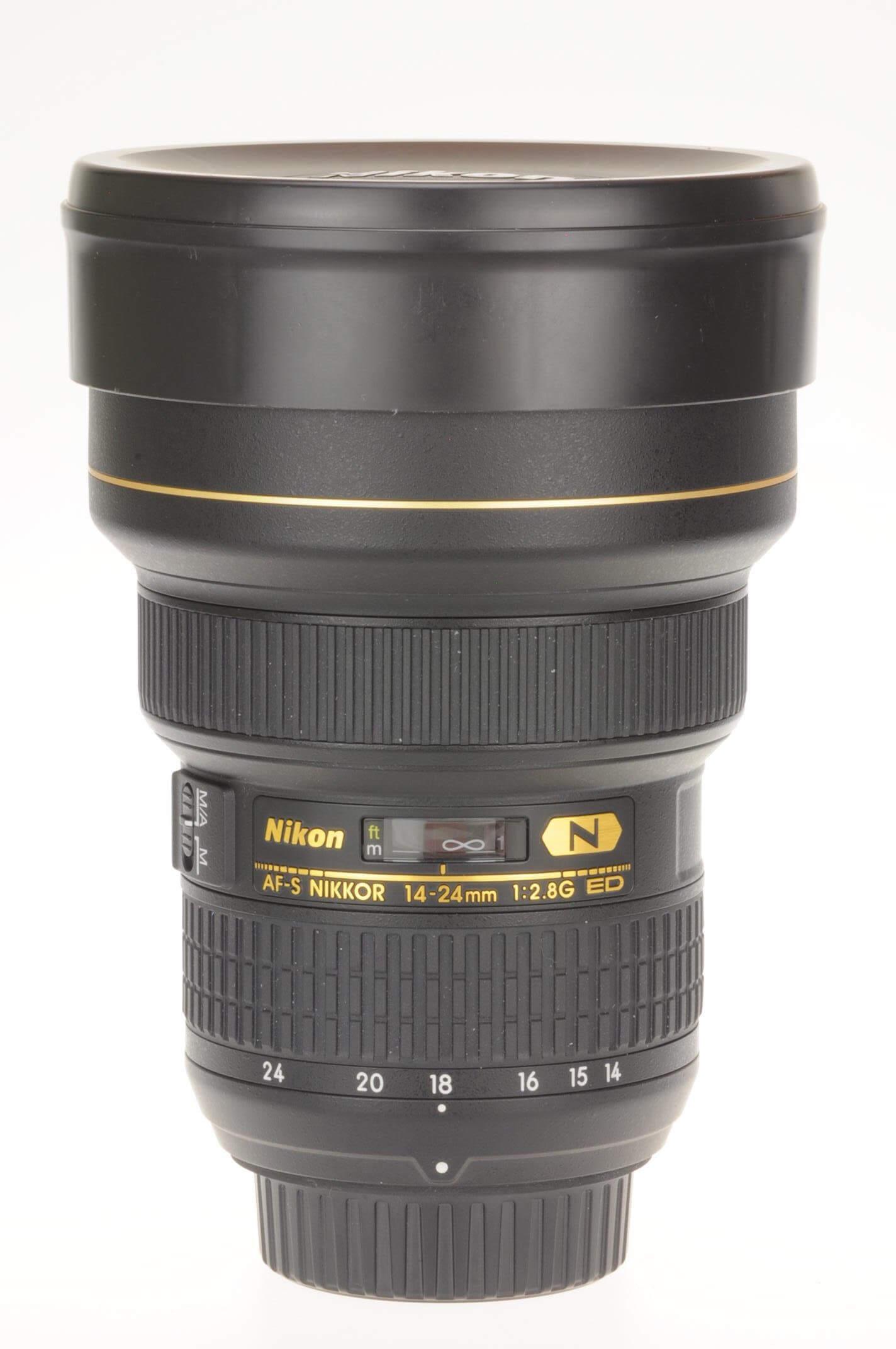 Nikon 14-24mm f2.8 AF-S G, stunning! Mint!