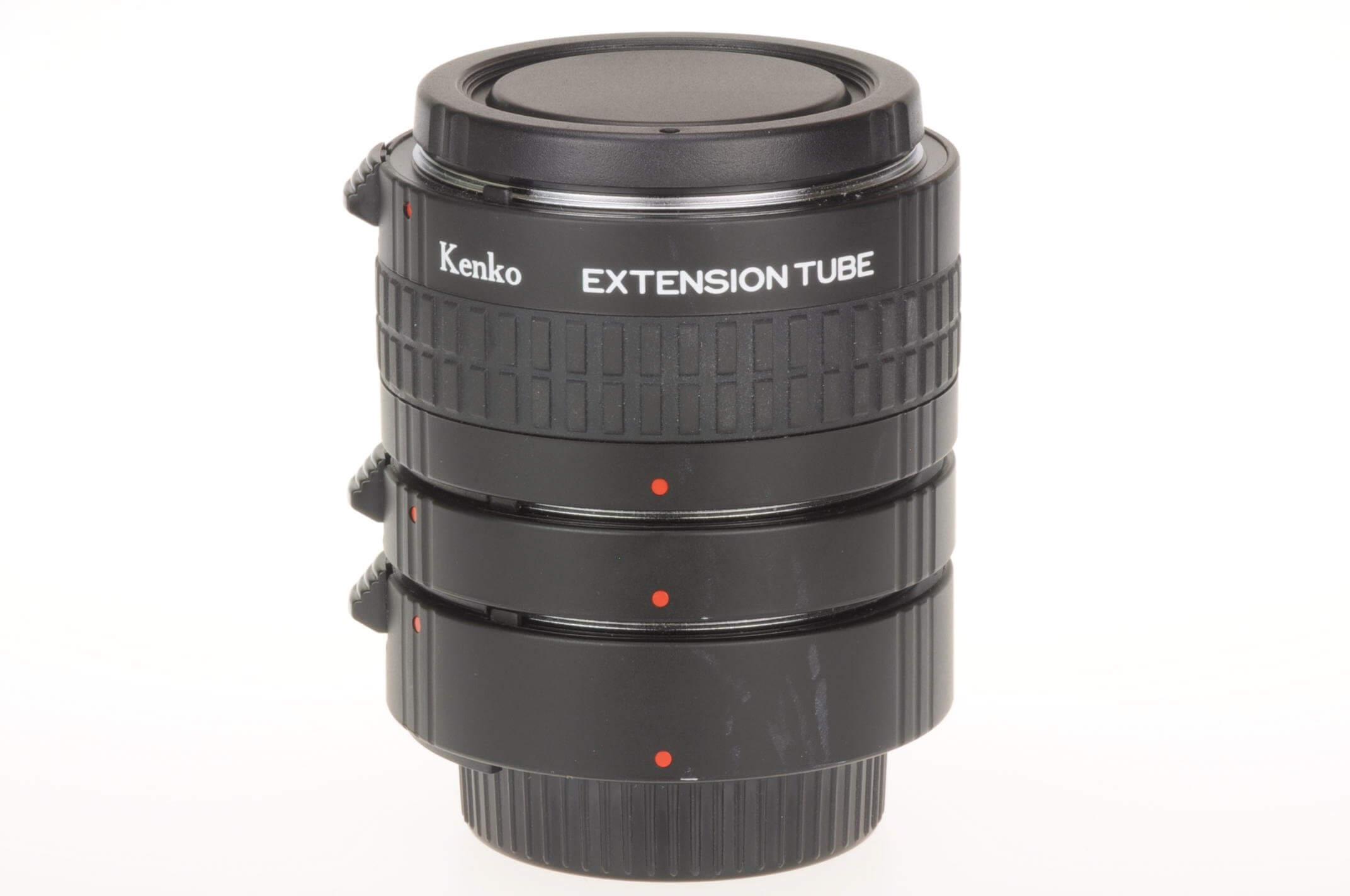 Kenko DG AF Extension Tube set for Nikon, Mint!