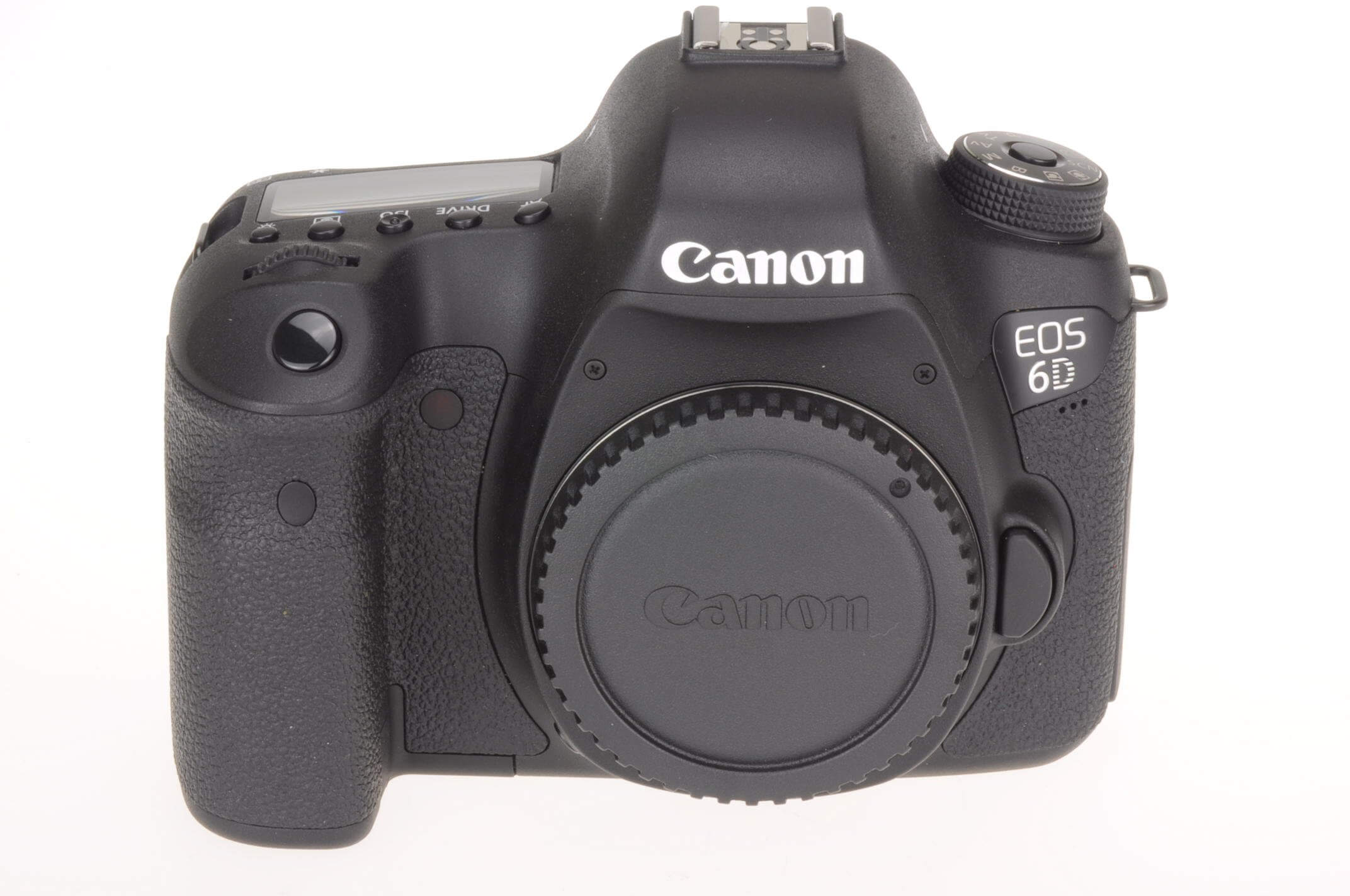 Canon 6D body, Mint with box, 573 actuations!