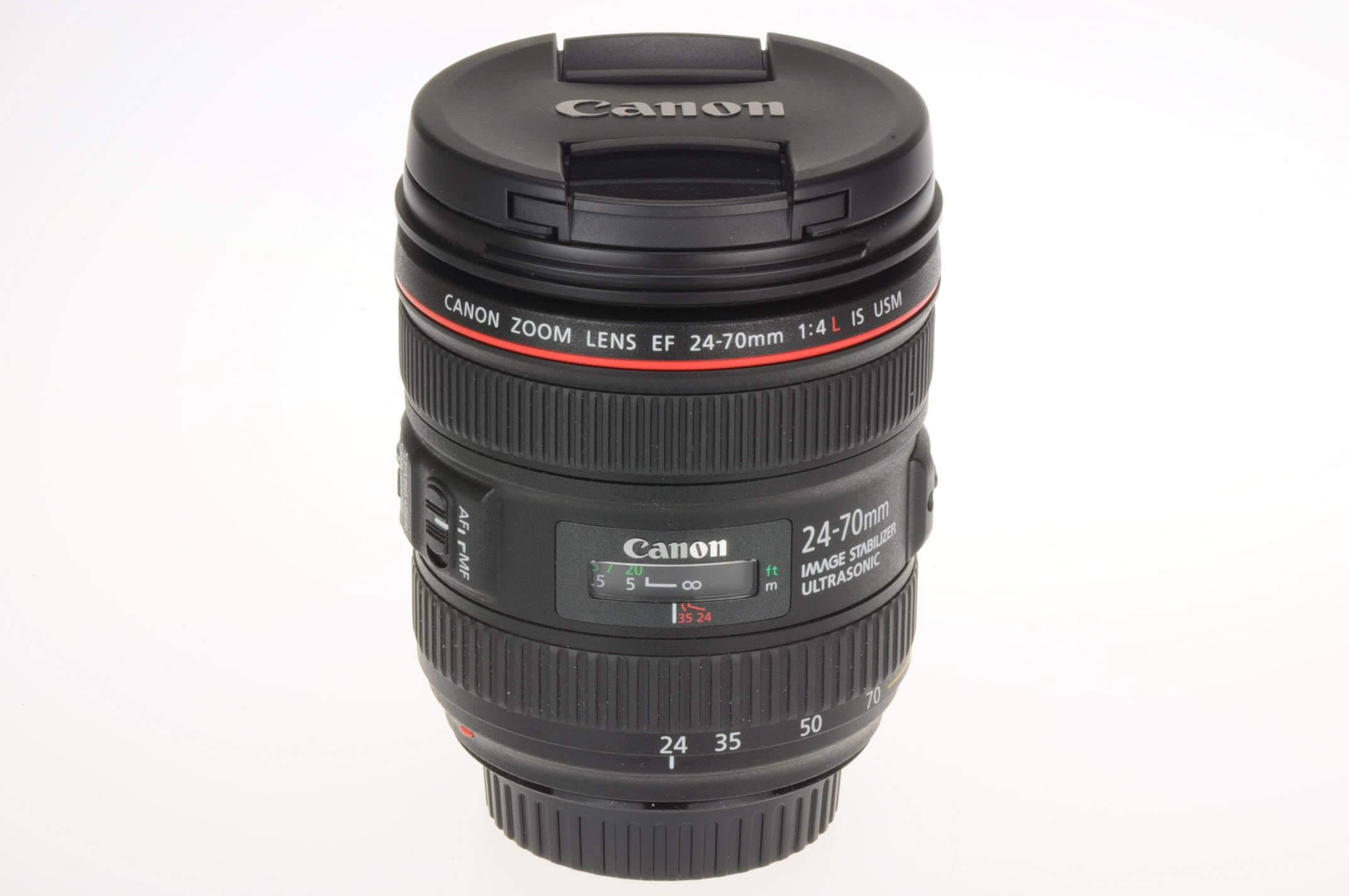 Canon 24-70mm f4 L IS USM, Mint and boxed, bought brand new 25th July 2014!