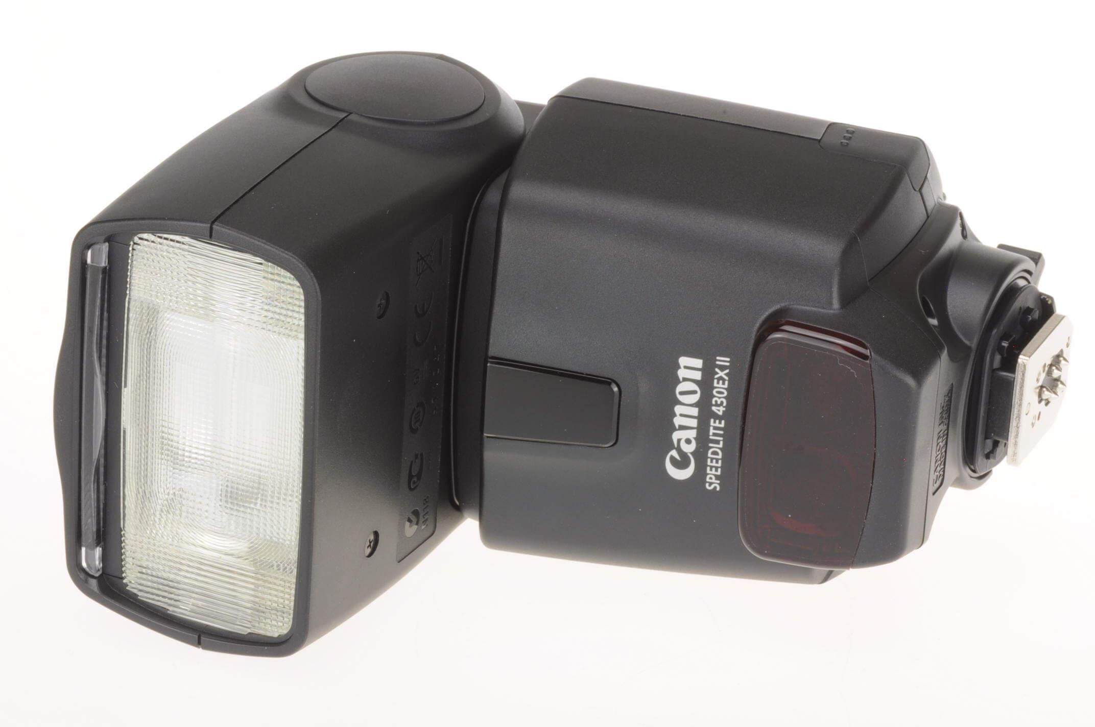 Canon 430EX II Speedlite, 100% mint with box