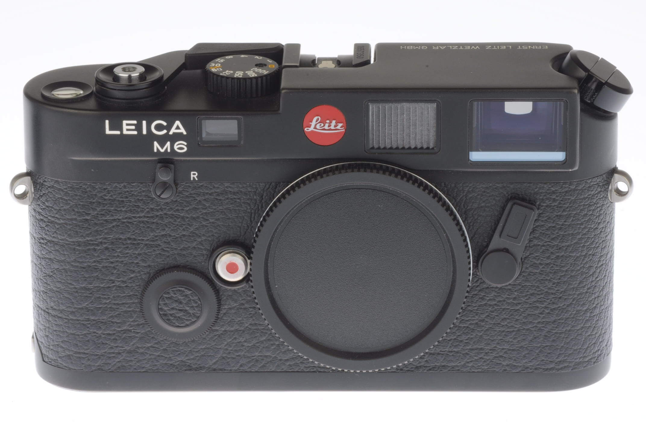 Leica M6 0.72 body, black, almost mint!