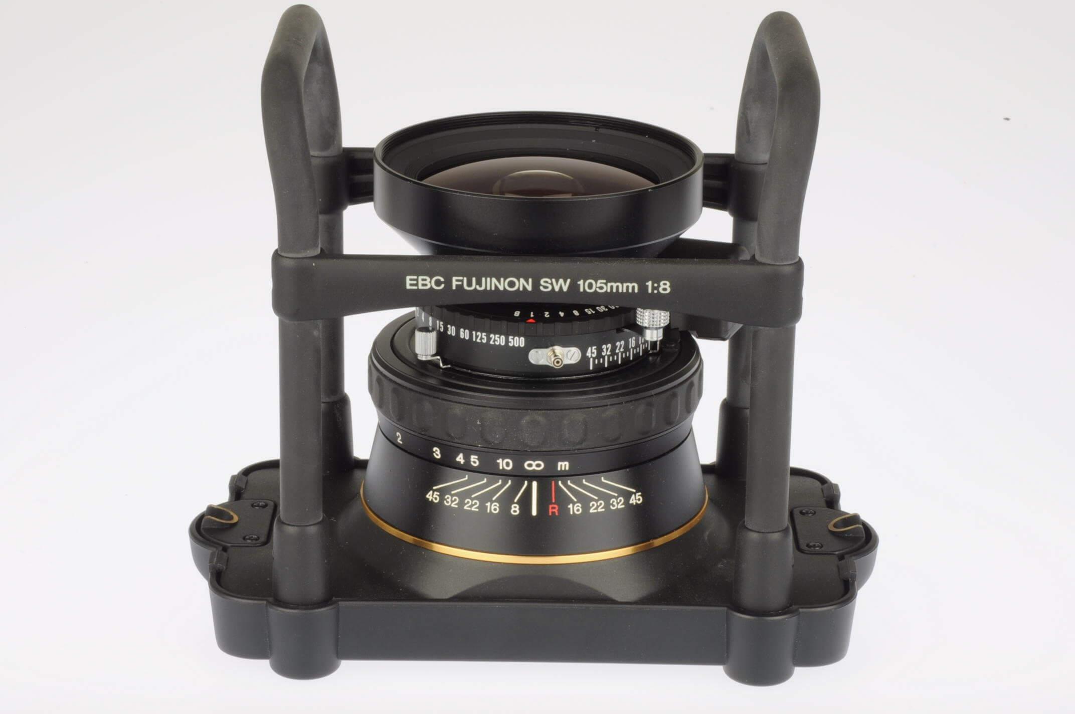Fuji 105 f8 EBC SW for GX617, totally mint!
