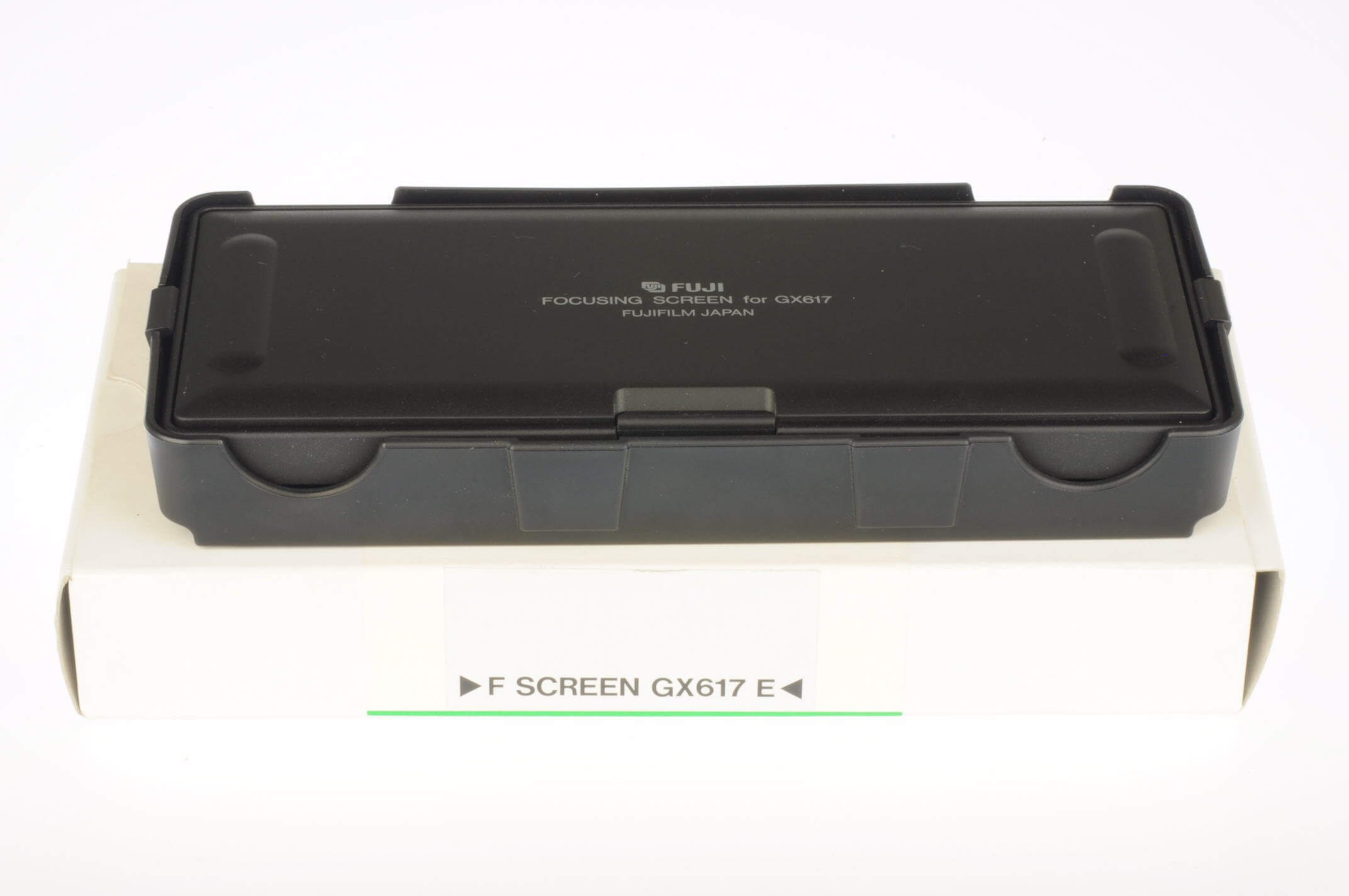Fuji focussing screen for GX617, almost mint!