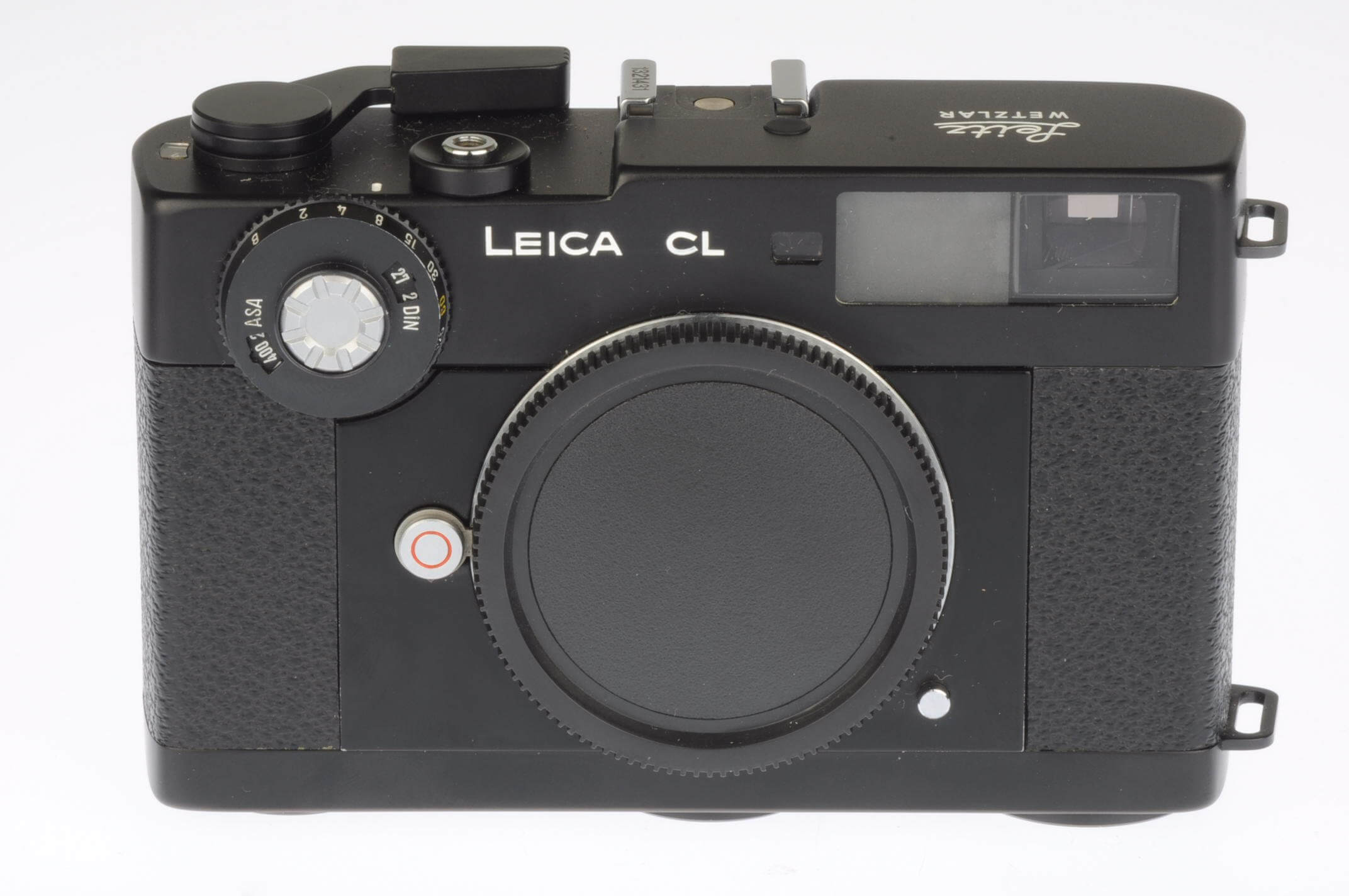 Leica CL body, with case, almost mint!