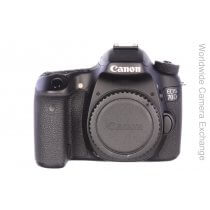 Canon EOS 70D body, 1120 actuations, MINT!