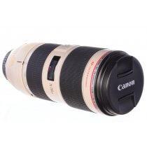 Canon 70-200mm f2.8 L IS II USM, MINT!