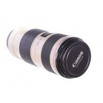Canon 70-200mm f4 L IS USM, almost mint