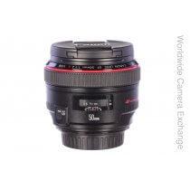 Canon 50mm f1.2 L USM, 2016, MINT!