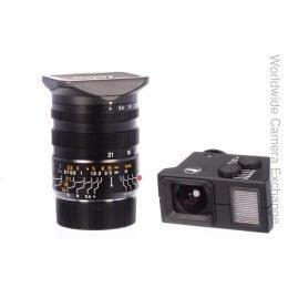 Leica 16-18-21mm Tri-Elmar ASPH with finder, 6 bit, unused!