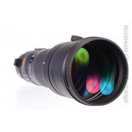 Sigma 500mm f4.5 APO EX DG, Canon EOS, excellent 'user'!